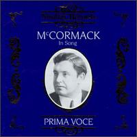 McCormack In Song - Edwin Schneider (piano); Francis J. Lapitino (harp); Gerald Moore (piano); Harry Macdonough (tenor); John McCormack (vocals);...