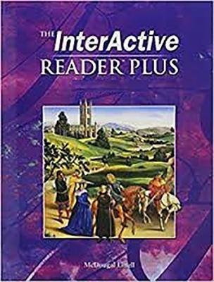 9780618665860 McDougal Littell Language Of Literature The