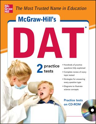 McGraw-Hill's DAT - Evangelist, Thomas A, and Hanks, Wendy