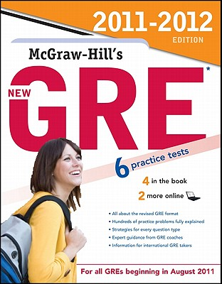 McGraw-Hill's New GRE 2011-2012 - Dulan, Steven W.