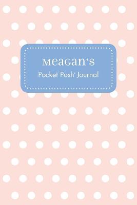 Meagan's Pocket Posh Journal, Polka Dot - Andrews McMeel Publishing (Creator)