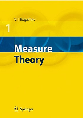 Measure Theory 2v - Bogachev, Vladimir I