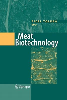 Meat Biotechnology - Toldra, Fidel (Editor)