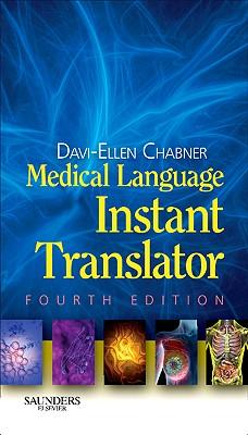 Medical Language Instant Translator - Chabner, Davi-Ellen