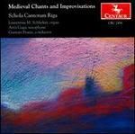 Medieval Chants & Improvisations