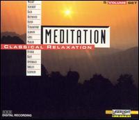 Meditation: Classical Relaxation [5-disc set] - Bartók Quartet; Béla Kovács (clarinet); Bernd Heiser (horn); Budapest Strings; Burkhard Glaetzner (oboe); Concerto Köln;...
