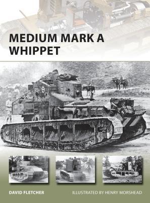 Medium Mark a Whippet - Fletcher, David