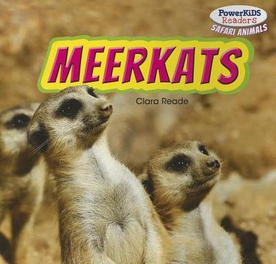 Meerkats - Reade, Clara