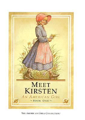 Meet Kirsten - Hc Book - Shaw, Janet Beeler