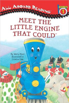 Meet the Little Engine That Could - Piper, Watty, PSE