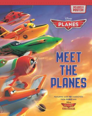 Meet the Planes - Disney Storybook Art Team