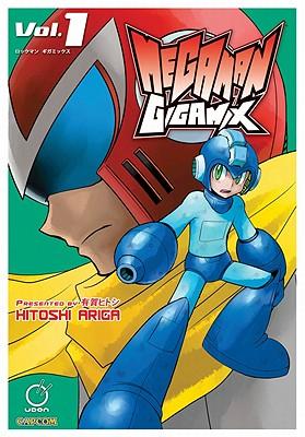 Mega Man Gigamix Volume 1 - Ariga, Hitoshi (Artist)
