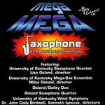 Mega Mega Saxophone at the University of Kentucky
