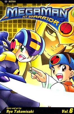 Megaman NT Warrior: Volume 6 - Takamisaki, Ryo