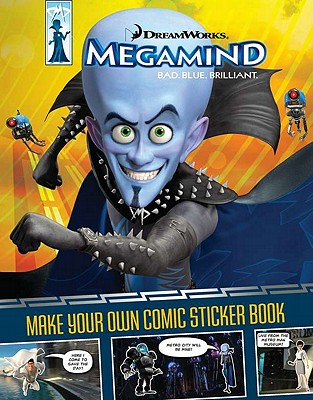 Megamind: Make Your Own Comic Sticker Book - Price Stern Sloan Publishing (Creator)