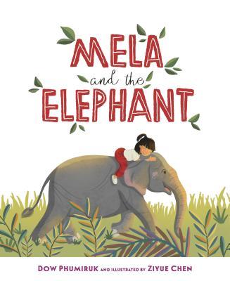 Mela and the Elephant - Phumiruk, Dow