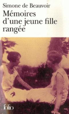 Memoires D'Une Jeune Fille Rangee - de Beauvoir, Simone