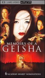 Memoirs of a Geisha [UMD]
