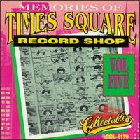 Memories of Times Square Record Shop, Vol. 5 - Various Artists