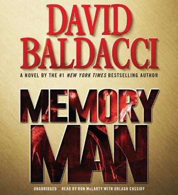Memory Man - Baldacci, David, and McLarty, Ron (Read by)
