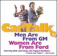 Men Are from GM Women Are from Ford - Tappet Brothers
