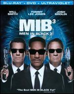 Men in Black 3 [2 Discs] [Includes Digital Copy] [UltraViolet] [Blu-ray/DVD] - Barry Sonnenfeld