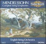 Mendelssohn: Complete String Symphonies, Vol. 2