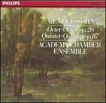 Mendelssohn: Octet, Op. 20; Quintet, Op. 87