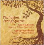 Mendelssohn: Quartet, Op. Post. 80; Beethoven: String Quartet, Op. 135