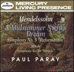 Mendelssohn: Symphony No. 5; Midsummer Night's Dream