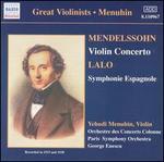 Mendelssohn: Violin Concerto; Lalo: Symphonie Espagnole