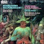 Mendelssohn: Walpurgisnacht And Two Motets