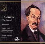 Menotti: Il Console (The Consul)