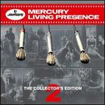 Mercury Living Presence: The Collector's Edition, Vol. 2 - Armand Basile (piano); Claude Paillard-Francaix (piano); David Burge (piano); David Clatworthy (baritone); David Lloyd (tenor); Eastman Wind Ensemble; Erwin Ramor (violin); Frances Bible (mezzo-soprano); Frances Yeend (soprano); Francis Tursi (viola)