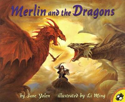 Merlin and the Dragons - Yolen, Jane