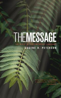 Message Bible-MS-Numbered: The Bible in Contemporary Language - Peterson, Eugene H (Translated by)