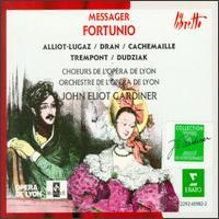 Messager: Fortunio - Brigitte Desnoues (vocals); Colette Alliot-Lugaz (vocals); Francis Dudziak (vocals); Gilles Cachemaille (vocals); Michel Fockenoy (vocals); Michel Trempont (vocals); Nicolas Rivenq (vocals); Patrick Rocca (vocals); Rene Schirrer (vocals)