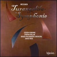 Messiaen: Turangalîla-Symphonie - Cynthia Millar (ondes martenot); Steven Osborne (piano); Bergen Philharmonic Orchestra; Juanjo Mena (conductor)