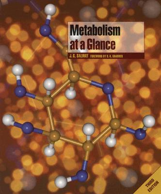 Metabolism at a Glance - Salway, J G, and Granner, D K (Foreword by)