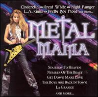 Metal Thunder: Metal Mania - Various Artists
