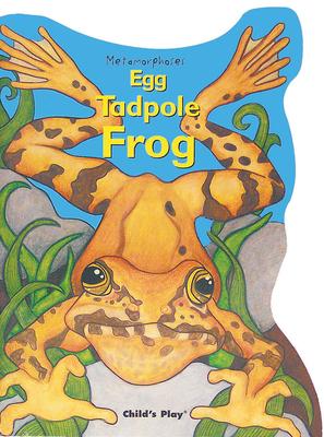 Metamorphoses: Egg, Tadpole, Frog - Hommedieu, Arthur John