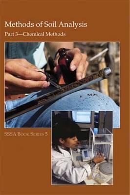 Methods of Soil Analysis - Sparks, Donald L, PhD