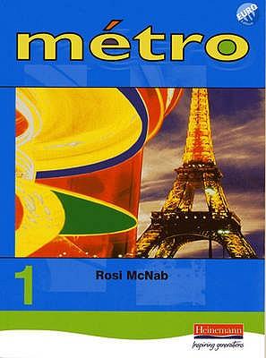 Metro 1 Pupil Book Euro Edition - McNab, Rosi (Editor)