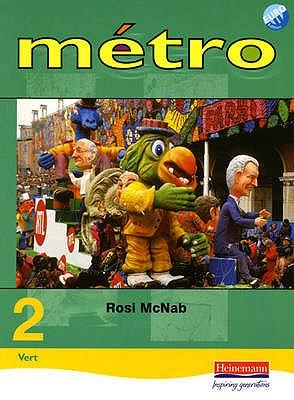 Metro 2 Vert Pupil Book Euro Edition - McNab, Rosi