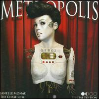 Metropolis: The Chase Suite [Special Edition] - Janelle Monáe