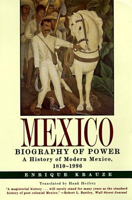 Mexico: Biography of Power - Krauze, Enrique
