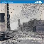 Michael Finnissy: Second & Third String Quartets
