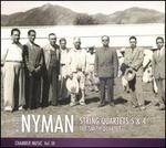 Michael Nyman: String Quartets 5 & 4 (Chamber Music, Vol. 3)