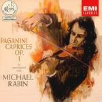 Michael Rabin Plays Paganini Caprices