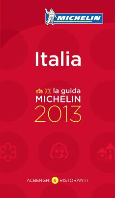 Michelin Guide Italia 2013 - Michelin
